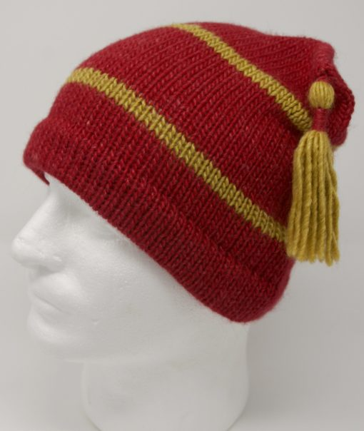 Square Knit hat